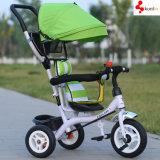 Neue populäre Art-justierbares Sitzsicherheits-Baby-Dreirad