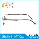 Blocco per grafici di titanio di vetro ottici di Eyewear del monocolo dell'ultimo Pieno-Blocco per grafici di disegno (9319)