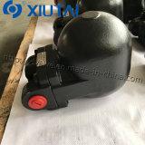 Gran capacidad de descarga Ball Flotador Trampa de vapor Atornillado