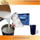 Fabbricazione concreta della muffa/modanatura Silicone/RTV-2 del gesso silicone di gomma liquido