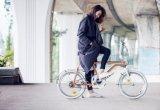 E 자전거 재력 알루미늄 자전거 전기 자전거 분리가능한 건전지