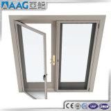 Portelli termici di alluminio della stoffa per tendine della rottura di vetratura doppia