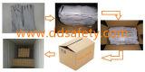 Guanti di rinforzo gialli Dlw410 di sicurezza del guanto del saldatore del cuoio spaccato della mucca