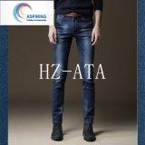 Ткань джинсовой ткани хлопка T400 Viscose сплетенная