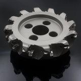 Ferramenta de fresagem CNC com inserção padrão Aceite OEM
