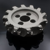Outil de fraisage CNC avec insertion standard Accepter OEM