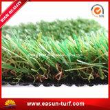 Relvado sintético artificial da grama para a decoração do jardim da paisagem