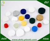 Bouteille de pillule en plastique de médecine de l'animal familier 130ml avec le couvercle à visser