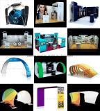 Стойка выставки ткани напряжения портативная, стойка индикации, торговая выставка (KM-BSZ23)