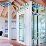 Elevador Home de vidro pequeno barato do elevador residencial interno do baixo custo