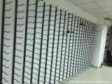Stab-Hauptdekor-an der Wand befestigte Weinlese-Wein-Bildschirmanzeige-Zahnstange