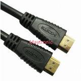 Кабель V1.4 30AWG высокоскоростной HDMI с локальными сетями