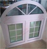 PVC/UPVCのアーチの開き窓のWindows (BHP-CWA09)の卸し売り製造業者
