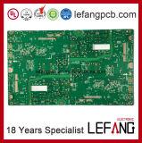 Carte à circuit imprimé de carte pour le contrôle automatisé