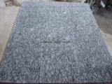 中国の白い波の花こう岩のタイルまたは平板の自然な石
