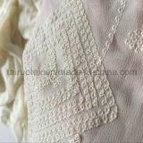 100% вышитый шифоновый шелк для повелительницы Одежды Ткани