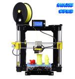 Stampa calda dell'ABS 3D di Reprap Prusa I3 Fla di vendita di più nuovo aumento