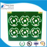 4 Schichtenig-Vorhänge begraben über gedruckte Schaltkarte des Energien-elektronischen Geräts