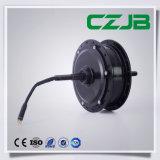 Motor eléctrico 48V 500W del eje de rueda de bicicleta con alta torque