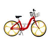 Bunter Gummireifen-preiswertes teilendes Fahrrad-System/China-Fahrrad