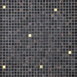 10*10mm Gloden Glasmosaik für Küche Backsplash Dekoration