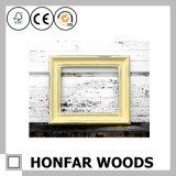 Roher festes Holz-Abbildung-Foto-Rahmen für Hauptdekoration