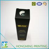 Rectángulo de papel de empaquetado del pequeño cosmético