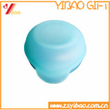 Tazón de fuente y cuchara Customed (YB-HR-113) del silicón de la alta calidad de Ketchenware