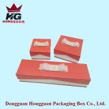 El rectángulo de joyería de papel encantador fijó de China