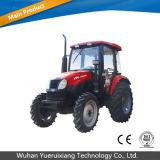 세륨을%s 가진 Yto 상표 4X4 농업 트랙터 65HP