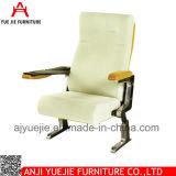 Presidenza semplice bianca Yj1210 della sala del braccio del riso di cuoio dell'unità di elaborazione