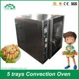 De Oven van de Convectie van de Apparatuur van de Koekjes van het Koekje van het Brood van de Machine van het baksel voor Bakkerij