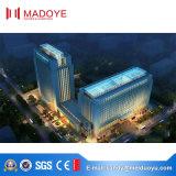 Mur rideau en verre de qualité supérieure de fabrication de Foshan
