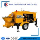 80m3 /H de Diesel Concrete Pomp van de Levering (HBT80SDA-1816)