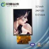 3.2 модуль дюйма ориентированный на заказчика TFT LCD с панелью касания