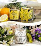 A casa modificadas para requisitos particulares velas perfumadas del sentido