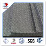 piatto Checkered dell'acciaio inossidabile Ss304 di 8mmx1.5mx3m