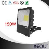 Alto Effiency 150W CREE Bridgelux de la luz de inundación de la MAZORCA LED de ISO9001