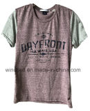 Nuova maglietta di stile per gli uomini con il tessuto del filato di idee
