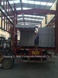 FRP Panel corrugado de fibra de vidrio / fibra de vidrio Paneles de techo 171009