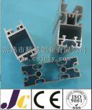 profil en aluminium de dépliement de l'extrusion 6063t5 (JC-W-10019)