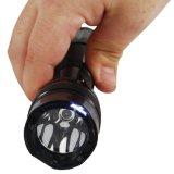 Taktische Polizei-Taschenlampe mit Polizei Elektro Shoker betäuben Gewehr (C01)