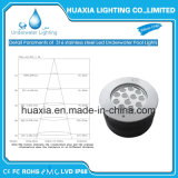 IP67 / IP68 LED lumière souterraine / lumière enterrée