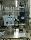 Semi-auto Draai van het Afdekken van Machine voor de Kruik van het Glas