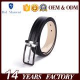 Hersteller-Zubehör-Nadelspitze-echtes Leder-Metallfaltenbildung-Mann-Riemen
