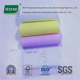 Kundenspezifisches Rechnungsbuch gebildet vom Woodfree Papier oder vom kohlenstofffreien Papier