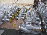 De Norm van DIN. De Klep van de Bol van de Blaasbalgen van Pn16/Pn25/Pn40/Pn64/Pn100 Wj41h voor het Systeem van de Stoom