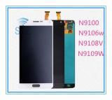 De mobiele LCD van de Telefoon Assemblage van de Vertoningen van het Scherm van de Aanraking voor Nota 4/3/2/1 van Samsung