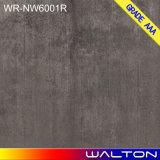 Azulejo de suelo de madera rústico caliente de la porcelana del azulejo de la venta 600X600m m de Walton