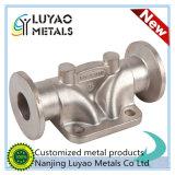 機械で造るか、または投げるか、または投資鋳造OEMの黄銅またはアルミニウムかステンレス鋼CNC